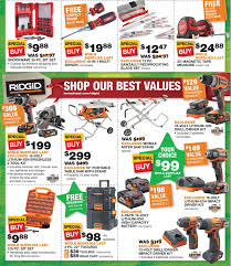 black friday 2017 deals home depot black friday 2015 home depot ad scan buyvia