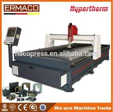 used plasma cutting table thin sheet and thick plate metal fabrication cnc plasma cutting mach