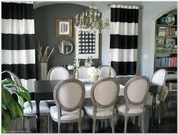 Black And White Upholstered Chair Design Ideas Great Black And White Upholstered Dining Chairs 27 About Remodel