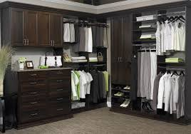 interior appealing organizer closet system design with