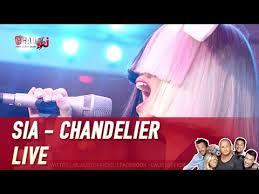 Sia Singing Chandelier Live Sia Chandelier Live C Cauet Sur Nrj