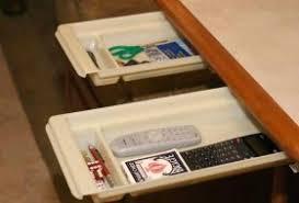 add a drawer under a table 24 easy rv organization tips rvshare com