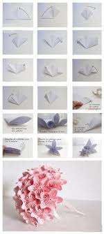 cara membuat origami kusudama 62 best papel images on pinterest paper crafts paper flowers and