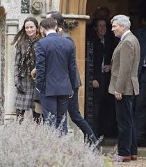 pippa middleton and james mathews at christmas church service at