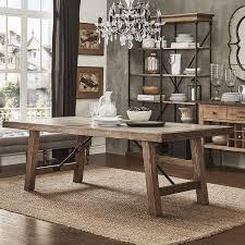 Metal Base For Trestle Table Solid Wood Dining Table Tops by Best 25 Trestle Dining Tables Ideas On Pinterest Restoration