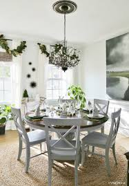 dining room table setting ideas christmas dinner tablesetting ideas sand and sisal