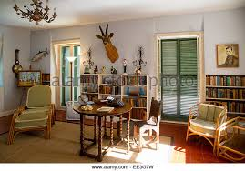 Key West Interior Design by Hemingway Home In Key West Stock Photos U0026 Hemingway Home In Key