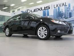lexus es 350 navigation pre owned 2013 lexus es 350 cuir navigation in laval pre owned