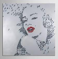 Marilyn Monroe Wall Decor People Marilyn Monroe Art Women Oil Painting Wall Art Modern