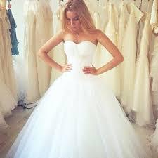 white wedding dress aliexpress buy white princess wedding gowns 2017