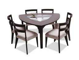 Manificent Design Triangular Dining Table Surprising Triangular - Triangular kitchen table