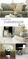 Modern Chic Home Decor Best 25 Modern Farmhouse Decor Ideas On Pinterest Modern