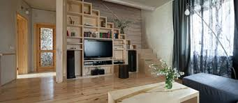 Living Room With Stairs Design Living Room Design With Stairs Fair Contemporary Homes Eco