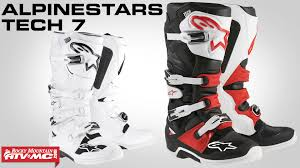 tech 10 motocross boots alpinestars tech 7 boot review youtube