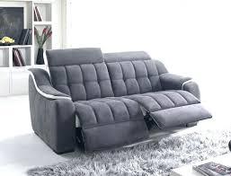 canapé de relaxation 2 places canape relaxation electrique canapac tissu ub design eros 3 places
