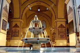 A History Of Ottoman Architecture In The History Of The Ottoman Empire In Bursa Grand Mosque Stock