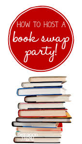 a must have book for the modern hostess thoughtfully simple how to host a book swap party swap party books and giveaway