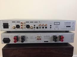 Audiolab Cd Player Fs Audiolab 8200cdq Pre Dac Cd U0026 8200p Power Amp Hifi U0026 Audio