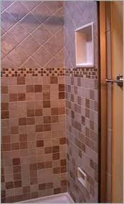 Niche Bathroom Shower Shower Shoo Niche Tile Shelves Tile Shelves For Shower A