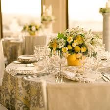 table linens yellow new interior design