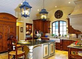 French Country Kitchen Furniture by 47 Best Country French Kitchen Cabinets Images On Pinterest