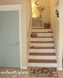 paper bag floor stairs hometalk