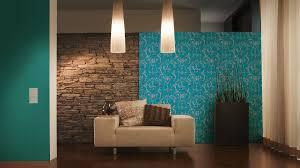 Wohnzimmer Tapeten Landhausstil Modernes Haus Wohnzimmer Tapete Blau Bezdesign Wohnzimmer
