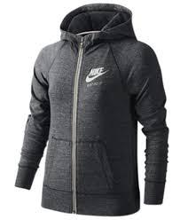 nike sweaters nike sportswear vintage zip hoodie big sweaters