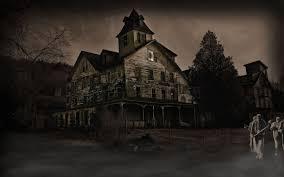 halloween horror house