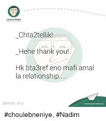 Lebanese Meme - lebanese memes solutions chta2tellik hehe thank you hk bta3 ref