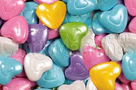 heart shaped candy buy shimmer pastel hearts candy vending machine supplies for sale
