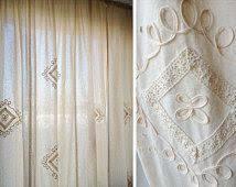 Burlap Looking Curtains Best 25 Mediterranean Style Curtains Ideas On Pinterest