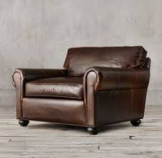 Lancaster Leather Sofa 84