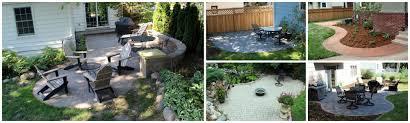 pavers or concrete minnesota landscape design kg landscape