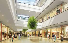 shopping mall shopping mall galeria echo interior design kielce open architekci