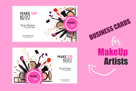 freelance makeup artist business card makeup artist business card business card templates creative