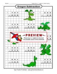 teacher worksheets super teacher worksheets review math