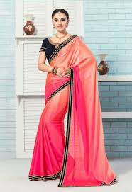 velvet blouse embellished saree shop onlinefrom canada pink shaded designer