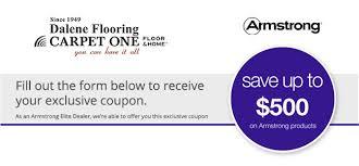 flooring specials savings dalene flooring carpet one
