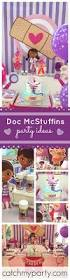 Doc Mcstuffins Home Decor 118 Best Doc Mcstuffins Party Ideas Images On Pinterest Birthday