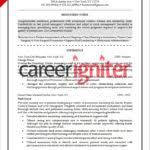 nutritionist resume sample career igniter