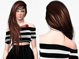 Vanity Hair 135 Best Sims Cc Images On Pinterest Sims Cc Chang U0027e 3 And