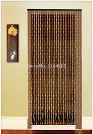 decorating interesting beaded curtains for exciting interior home
