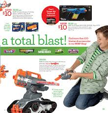 nerf terrascout toys r us great big book of awesome 2016