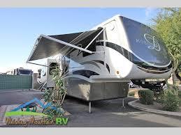 used 2012 drv mobile suites 38 resb3 41 u0027 triple slide fifth wheel