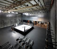Home Gym Interior Design The Burrow Kuwait U0027s Most Stylish Boxing Gym Boxing Gym Gym