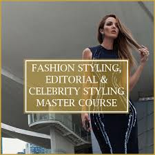 fashion stylist classes fashion styling editorial and styling master course