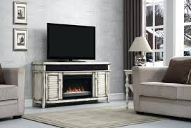 media console electric fireplace white black lowes sams club 608