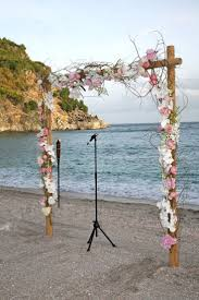 wedding arches coast 97 best wedding altar arch chuppas images on
