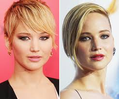 fgrowing hair from pixie to bob is the pixie craze over these celebrity grow outs say maybe